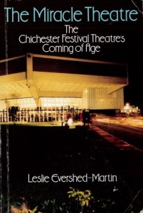 Miracle Theatre, Leslie Evershed Martin, Chichester Festival Theatre, Book