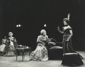 1978 A Woman of No Importance, Oscar Wilde. Dir Patrick Garland. Gayle Hunnicutt, Margaretta Scott, Ambrosine Phillpotts, Barbara Murray