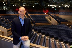 4. Daniel Evans, Artistic Director of Chichester Festival Theatre. Photo by Tobias Key. IMG_5779