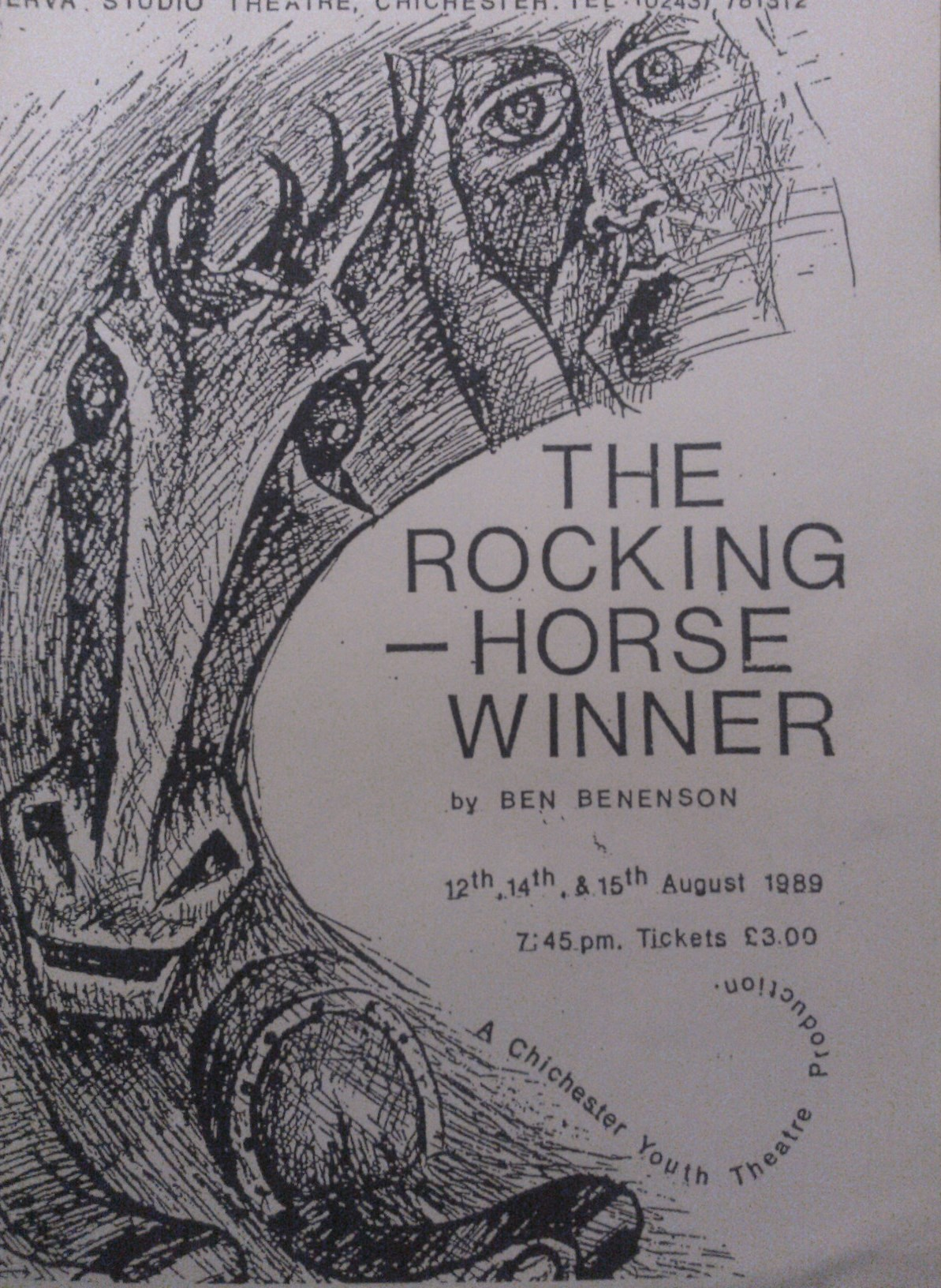 the rocking horse winner /essay David herbert lawrence wrote many important stories in several of his stories he uses symbolism, secrecy, and sexuality in families in the story the rocking-horse.