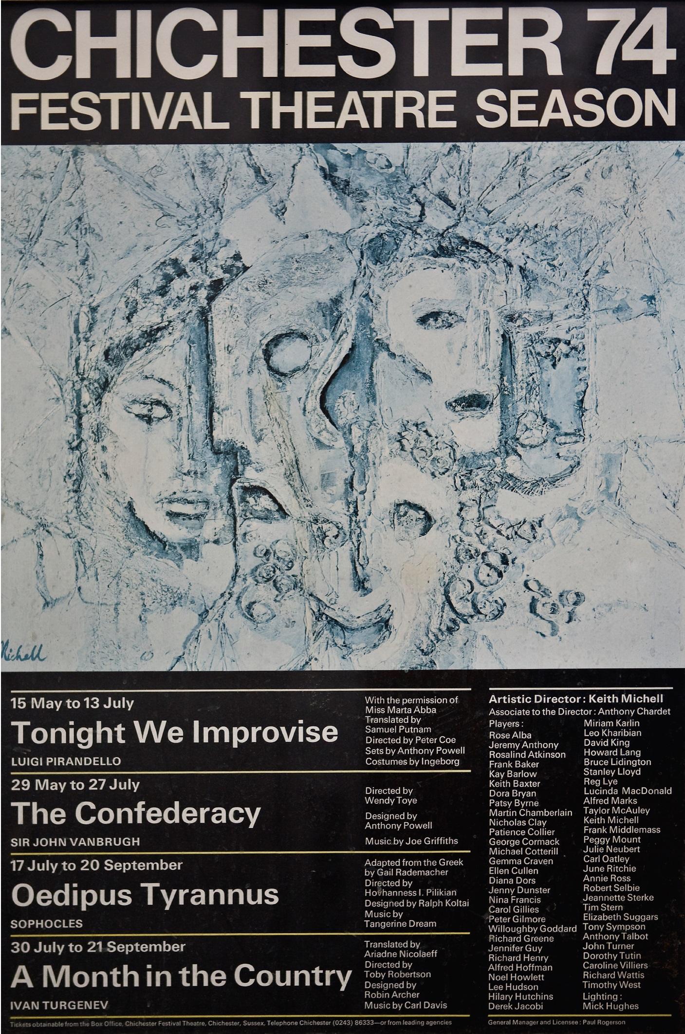 CFT 1974 Season Poster 1