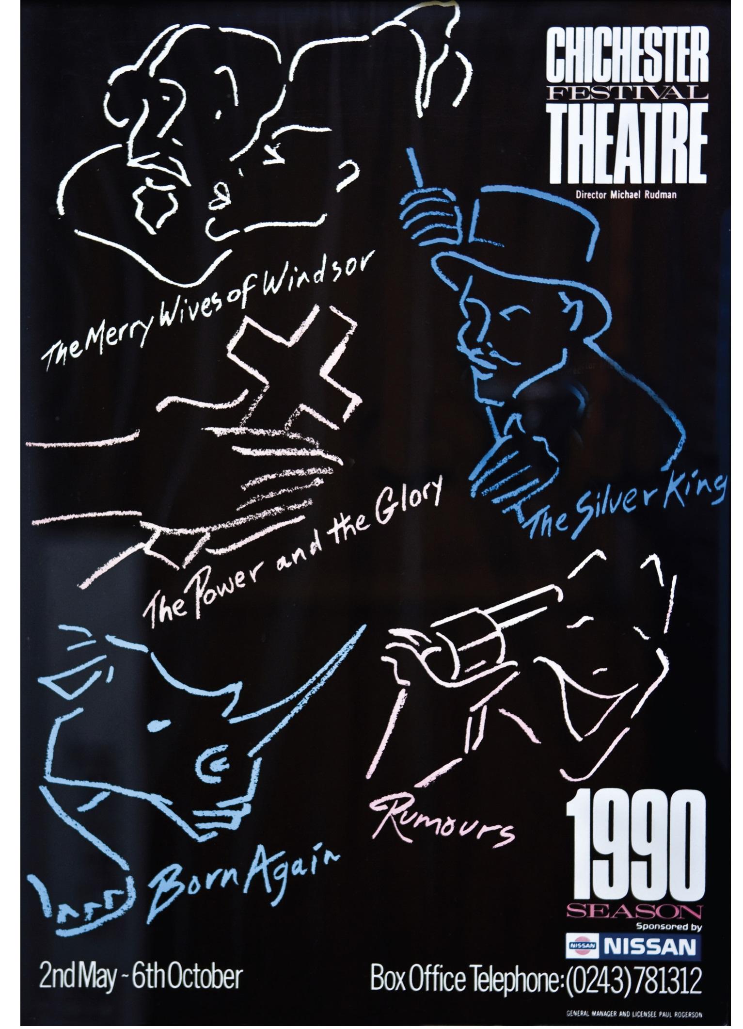 CFT 1990 Season Poster