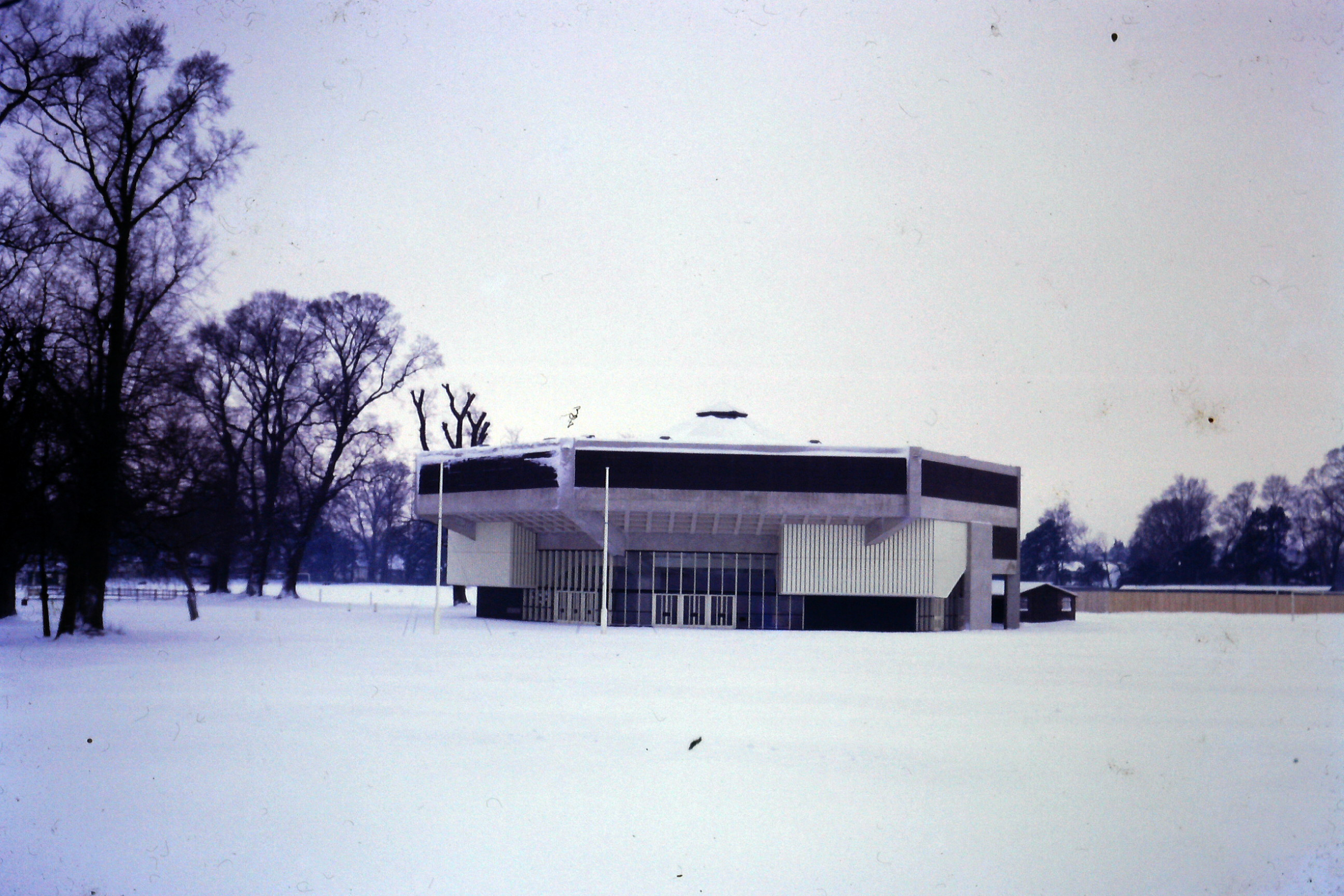 CFT in snow 1962