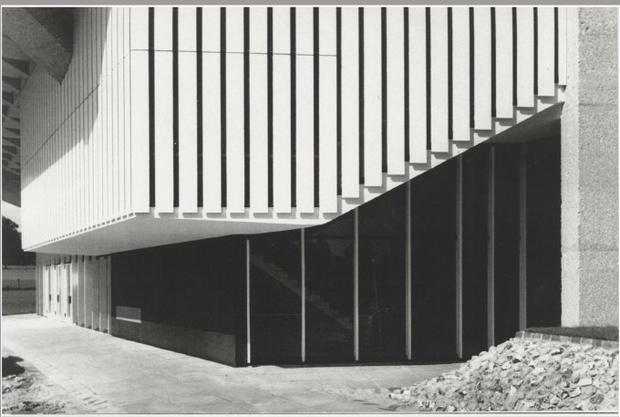 Photograph Exterior Front of building - Photographer unknown - Date unknown - CFT WSRO - H20xW29.8cm