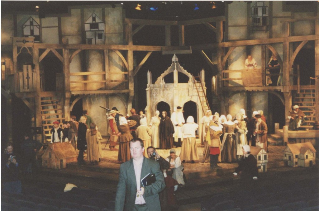 Photographs rehearsal - Barchester Chronicles - 2000 - J Eydmann Collection - 1 of 3