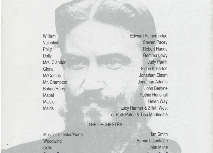 Cast list - Valentine's Day - 1991