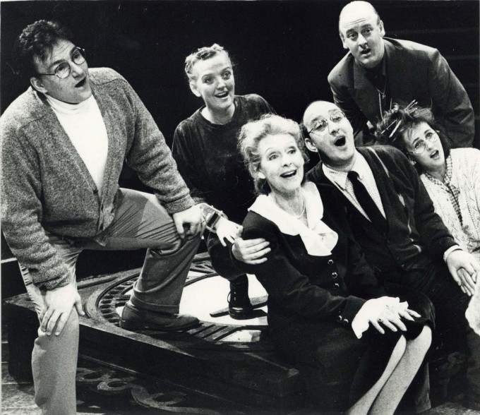 Production Photograph - A Word From Our Sponsor - Peter Forbes and Company - Photographer Adrian Gatie - 1995 - H16xW19cm 1 of 2