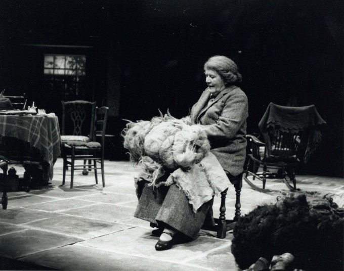 Production Photograph - Beatrix - Patrica Routledge - Photographer John Timbers - 1996 - H25xW20cm 1 of 2