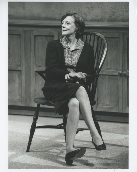 Production Photograph - Talking Heads - Maggie Smith - Photographer John Timbers - 1996 (5)