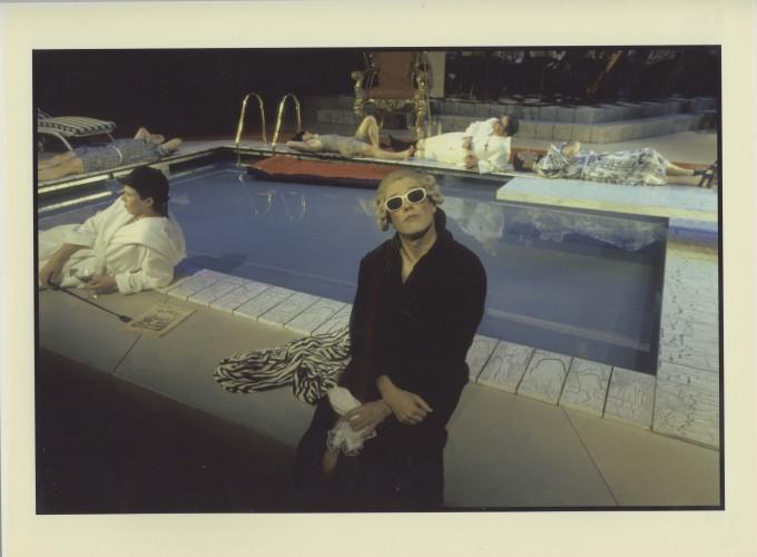 Production photograph - The Gondoliers - 2003 - Photographer Ivan Kyncl - H29.7xW42cm