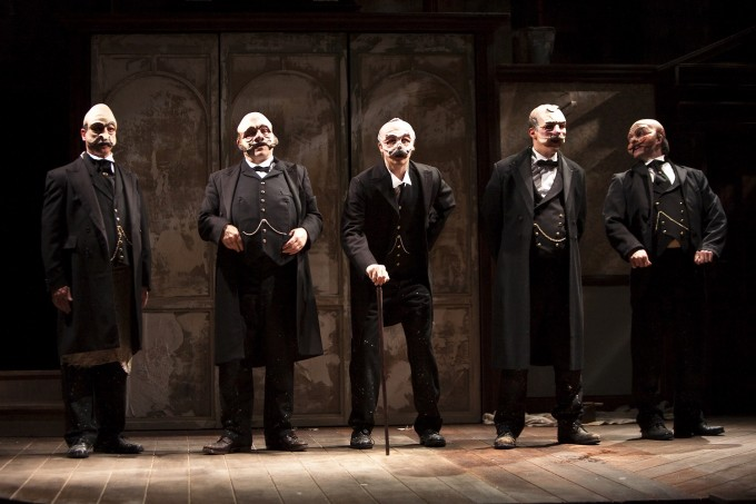 The Ragged Trousered Philanthropists by Robert Tressell and adapted by Howard Brenton for Liverpool Everyman and Chichester Festival Theatres. Directed by Christopher Morahan June 2010.