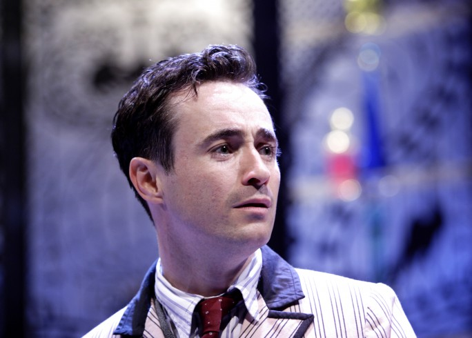 Production photograph - She Loves Me - Joe McFadden - Photographer Catherine Ashmore - 2011 - (1)