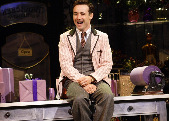 Production photograph - She Loves Me - Joe McFadden - Photographer Catherine Ashmore - 2011 - (2)