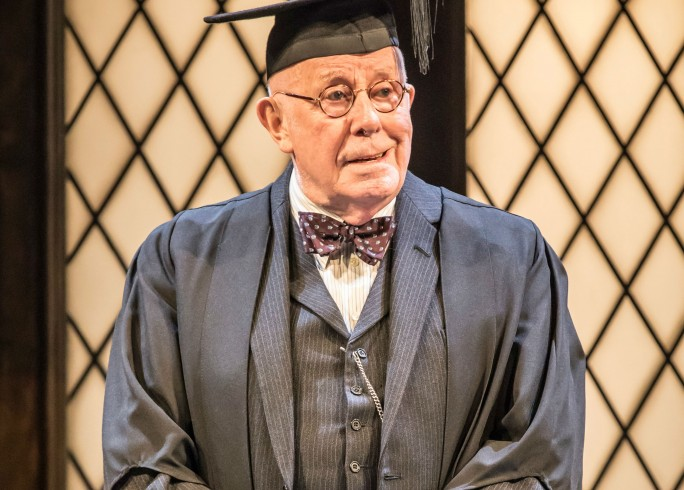 Production photograph - Forty Years On - Richard Wilson - Photographer Johan Persson - 2017