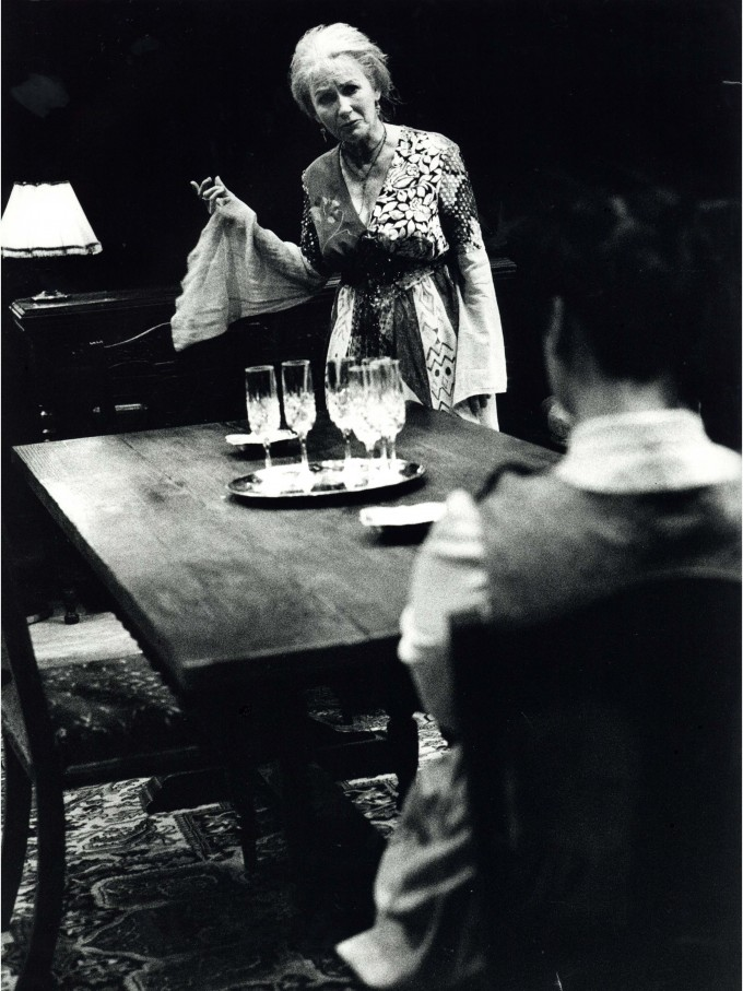 Production Photograph - It Could be Any One of Us - Juliet Mills - 1996 - H30x40cm (2)