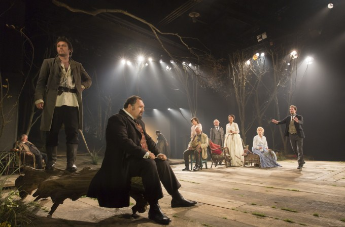 Production Photograph - Platonov - Company - Photographer Johan Persson - 2015 - 5 of 6