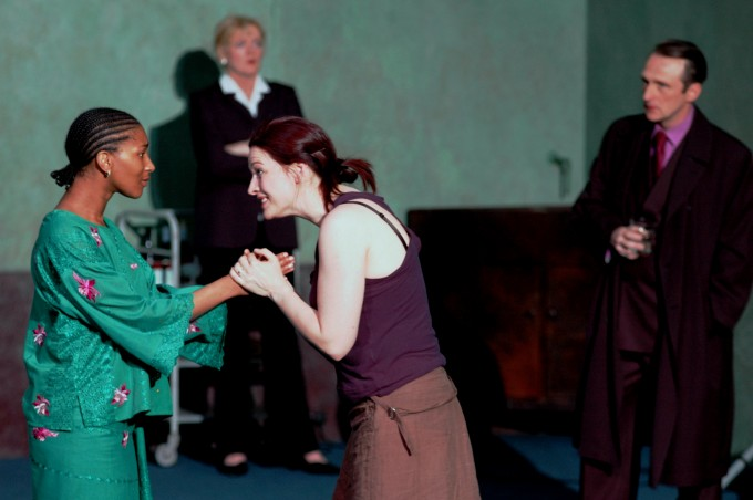 Production photograph - Cruel and Tender - Photographer Ruth Walz - 2004 (12)