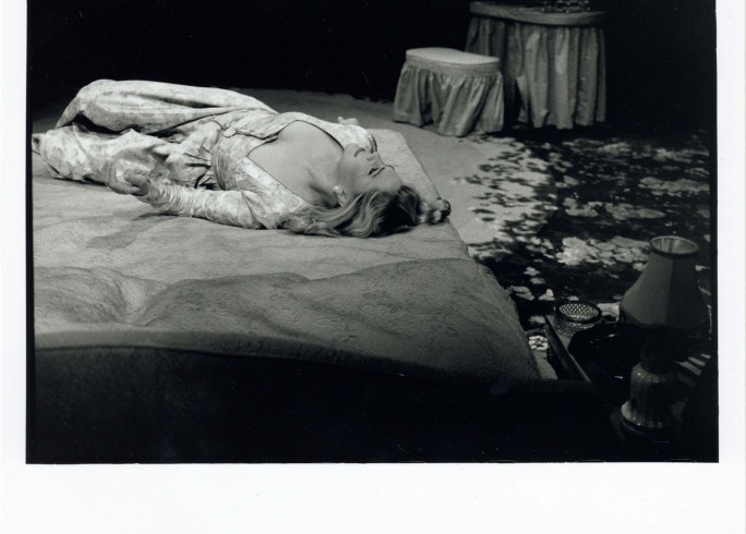 Production photograph - Tallulah - 1997 - H25xW20cm (1)
