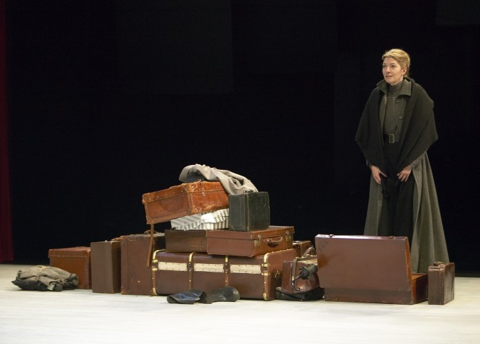 Production photograph - The Cherry Orchard - Jemma Redgrave - photographer Manuel Harlan - 2008 - 2 of 2