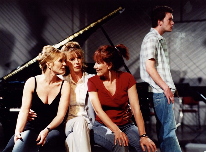 Production photograph - Three Women and a Piano Tuner - Photographer Clare Park - 2004