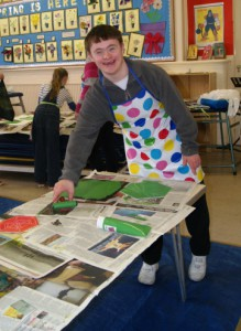PACSO family art workshops with Chichester Festival Theatre
