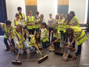 Word for Word, CFYT, Chichester Festival Youth Theatre, Volunteers
