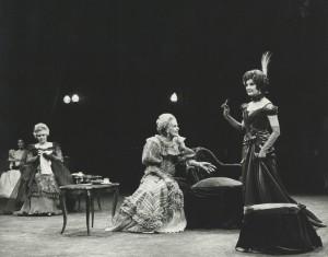 1978 A Woman of No Importance, Oscar Wilde. Dir Patrick Garland. Gayle Hunnicutt, Margaretta Scott, Ambrosine Phillpotts, Barbara Murray