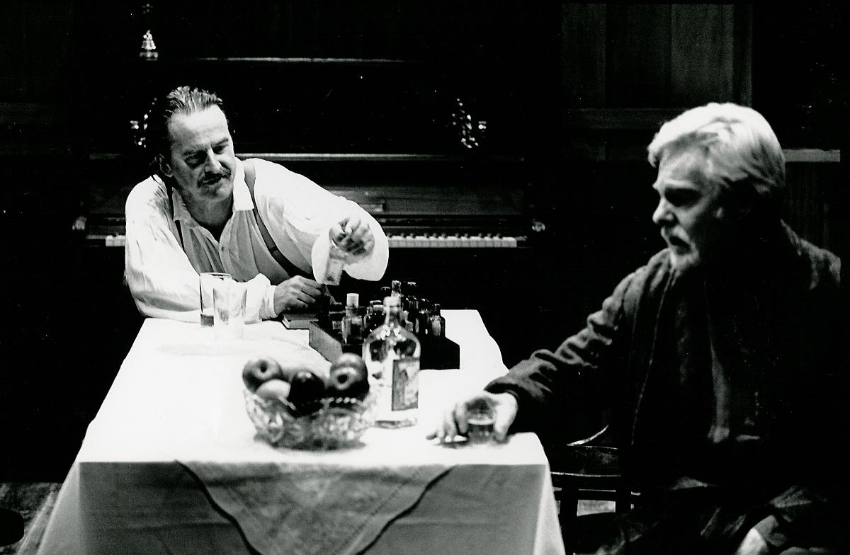 Trevor Eve & Derek Jacobi