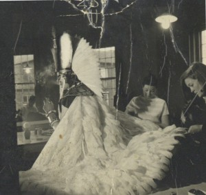 1964 Royal Hunt of the Sun costume alterations Robert Stephens Jean Skaptason (right) and Vera Martin_edited-1 copy