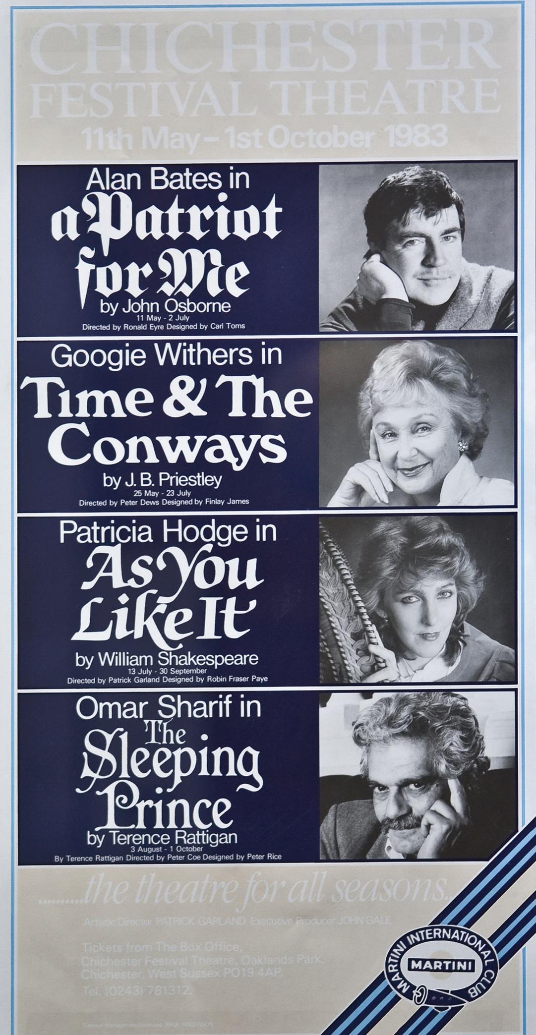 CFT 1983 Season Poster 1