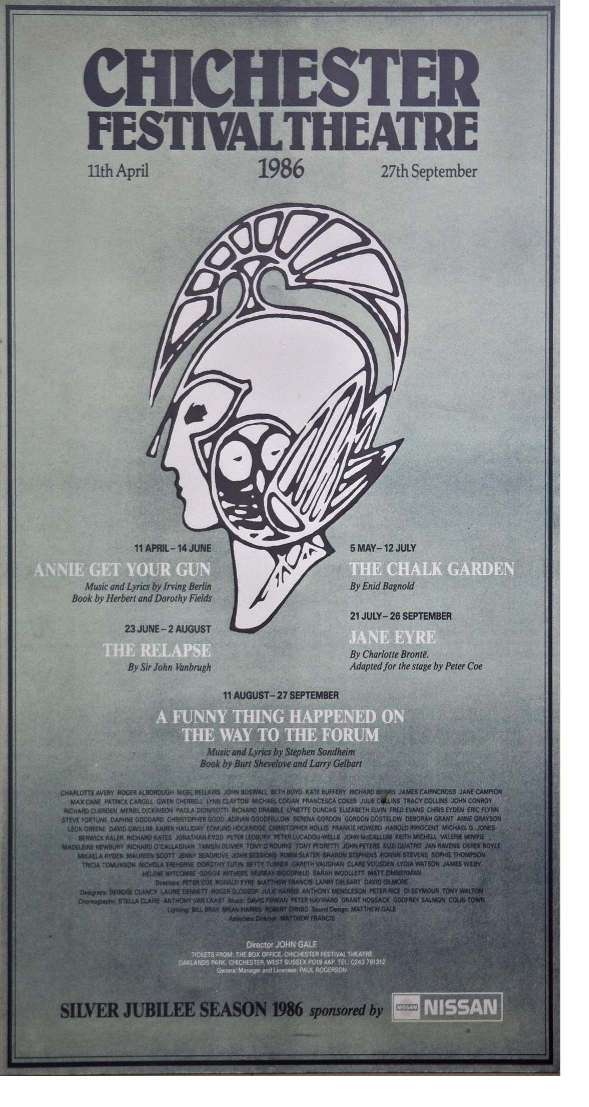 CFT1986 Season Poster