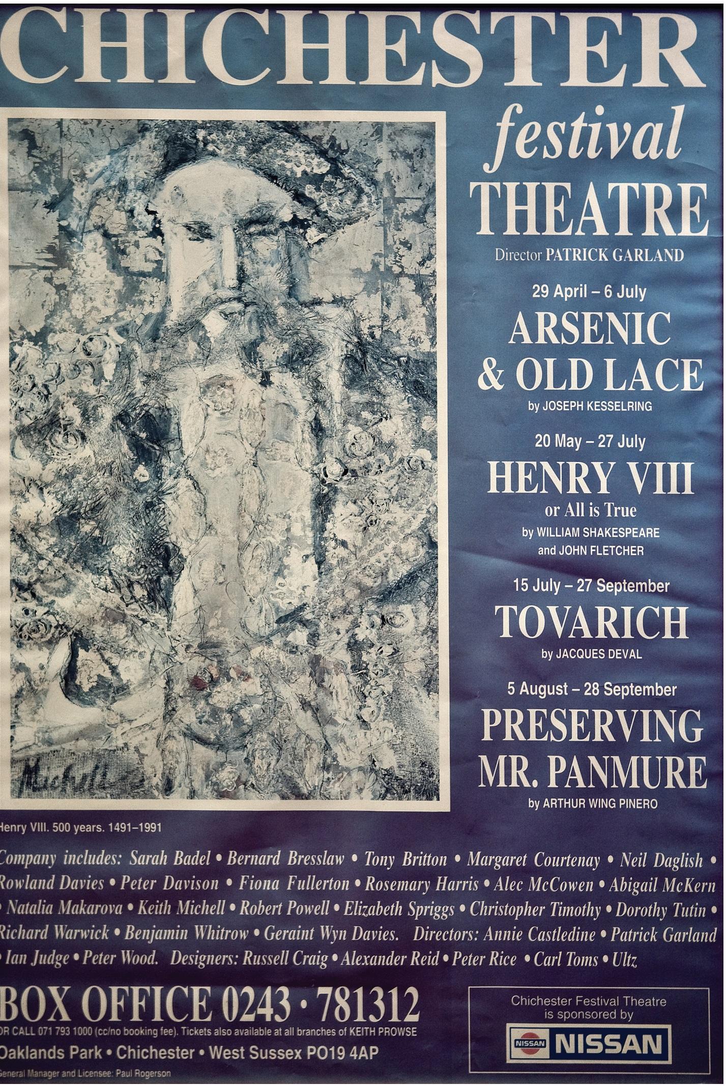 CFT 1991 Season Poster