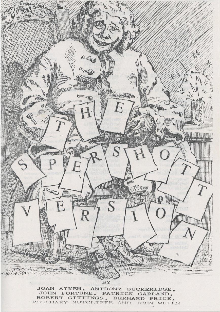 The Spershott Version 1986 programme 1