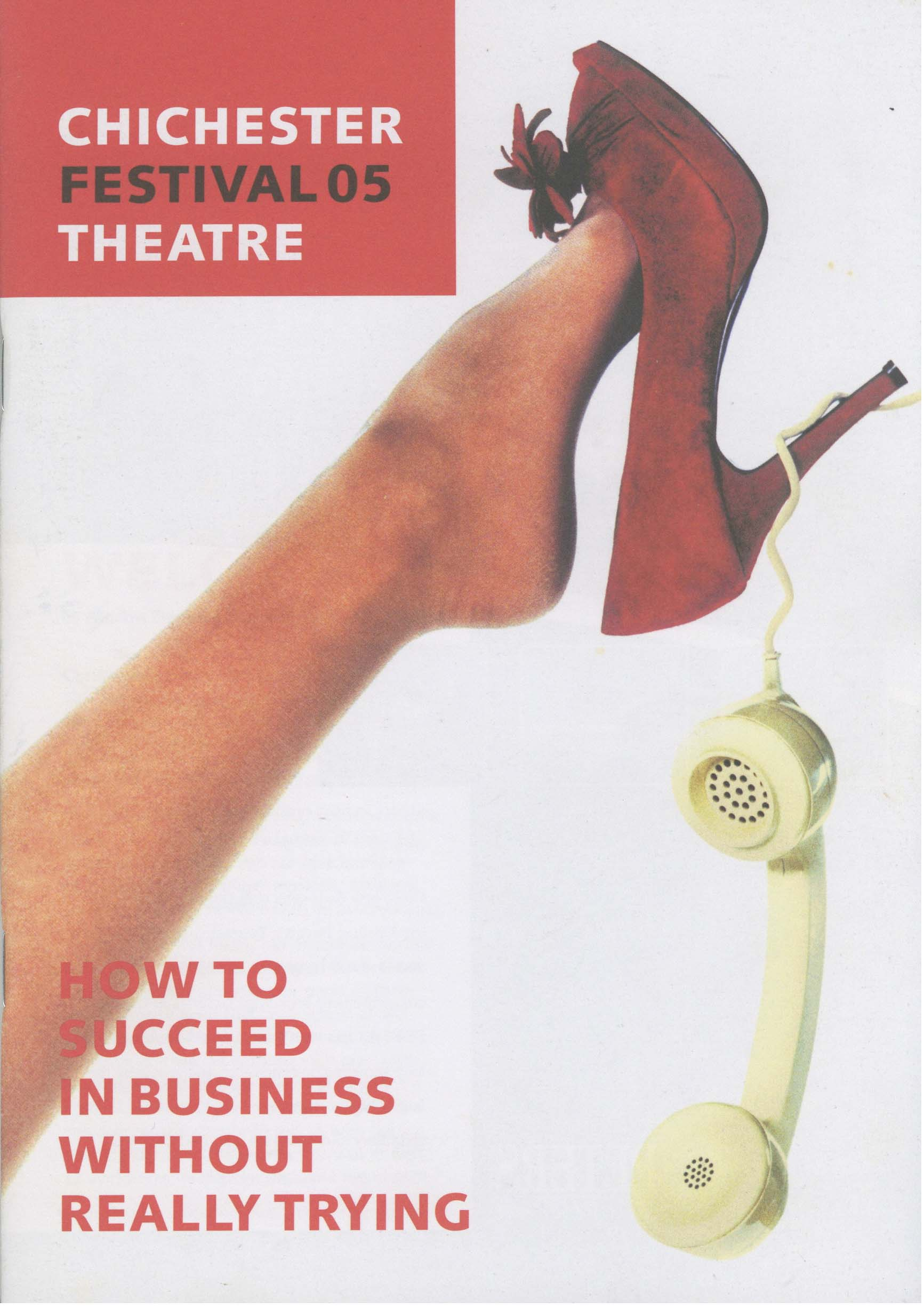 Programme - How to Succeed... - 2005 - 1 of 42
