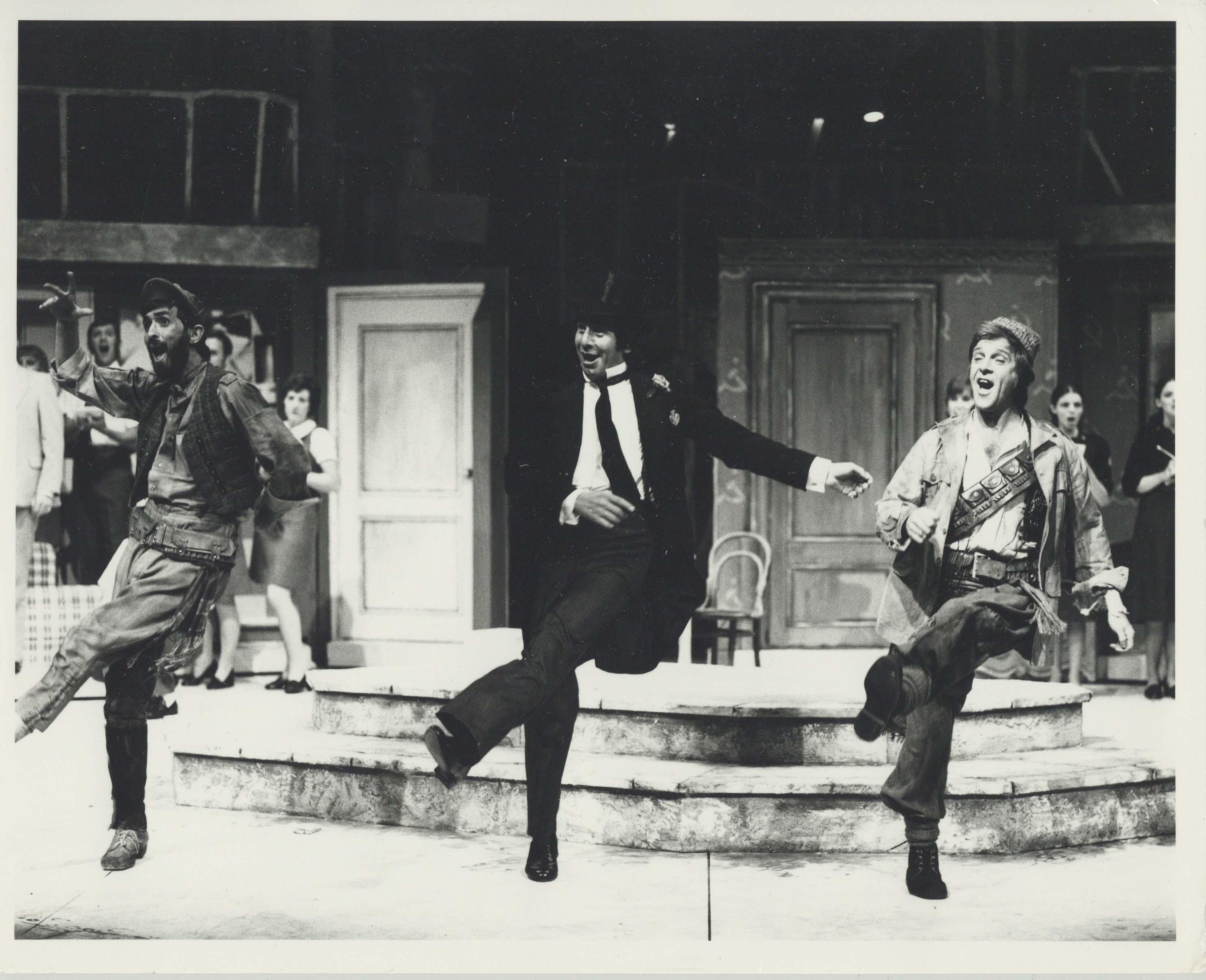 Production Photograph - R loves J - Photographer John Timbers - 1973 H21cm W25.5cm 1 of 2