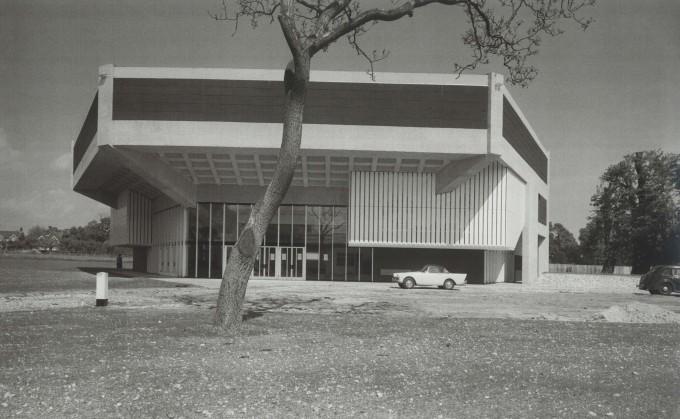 1960s Festival Theatre