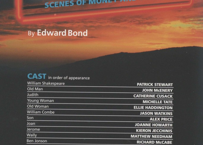 Cast List - Bingo - 2010 - 1 of 2