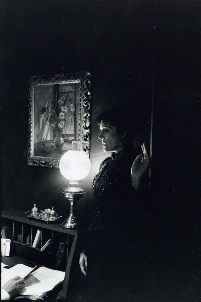 Production Photograph - Hedda Gabler - Harriet Walter -  Photographer Ivan Kyncl - 1996 - H25xW20cm 1 of 2
