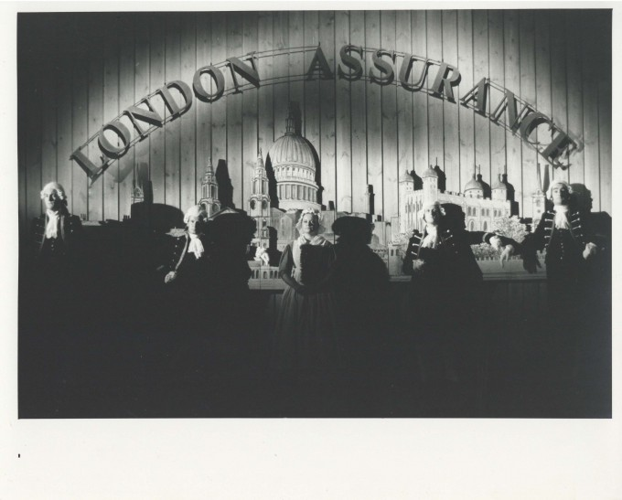 Production Photograph - London Assurance - Photographer Reg Wilson - 1989 - H20xW25cm