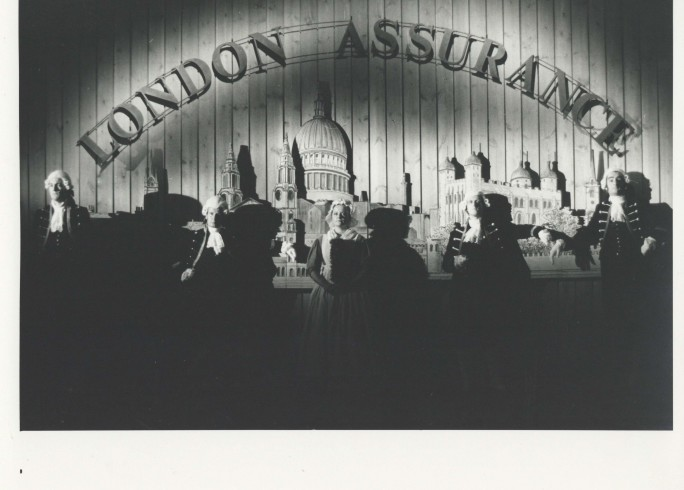 Production Photograph - London Assurance - Photographer Reg Wilson - 1989 - H20xW25cm