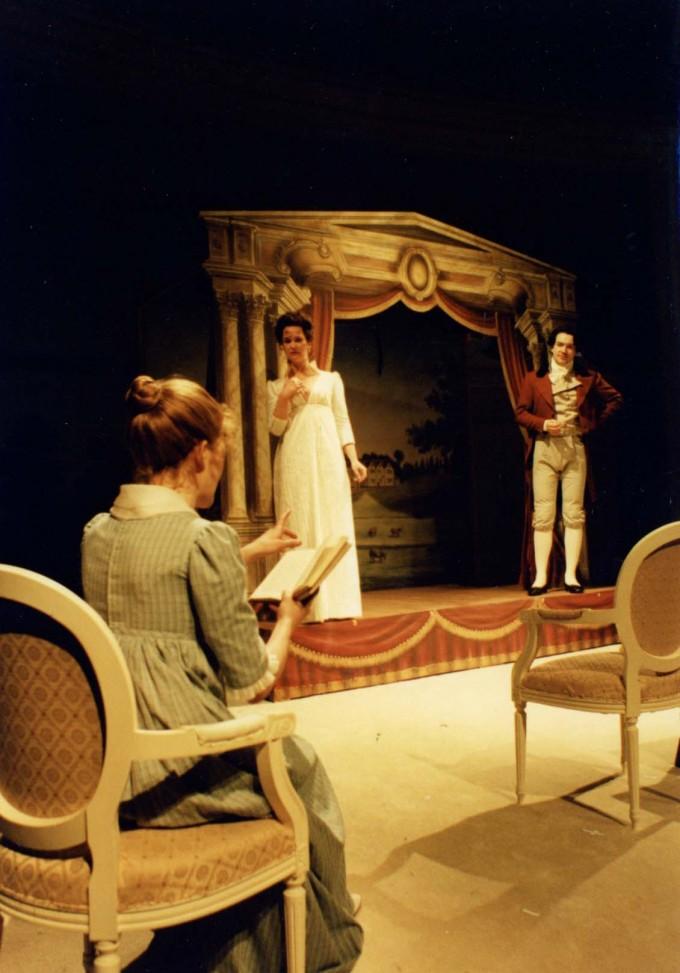 Production Photograph - Mansfield Park - 1996 - Photographer Robbie Jack or John Haynes - H21xW15cm