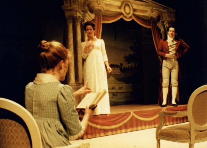 Production Photograph - Mansfield Park - 1996 - Photographer Robbie Jack or John Haynes - H21xW15cm