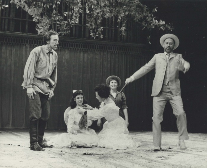 Production Photograph - The Cherry Orchard - Photographer Zoe Dominic - 1981 -  H20.5 x W25  1 of 2