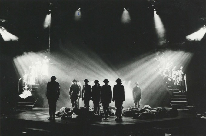 Production photograph - Cavalcade - Photographer John Haynes - 1985 - H16.5cm W21.2cm - (8)