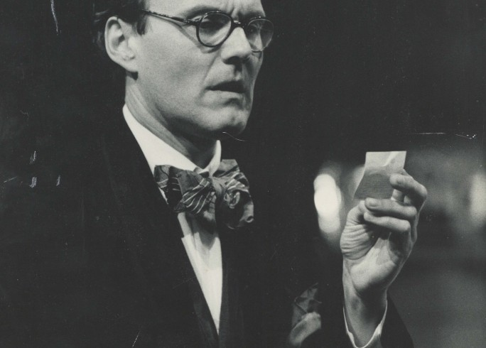 Production photograph - Rope -Anthony Head - Photographer unknown - 1993 - printed on board