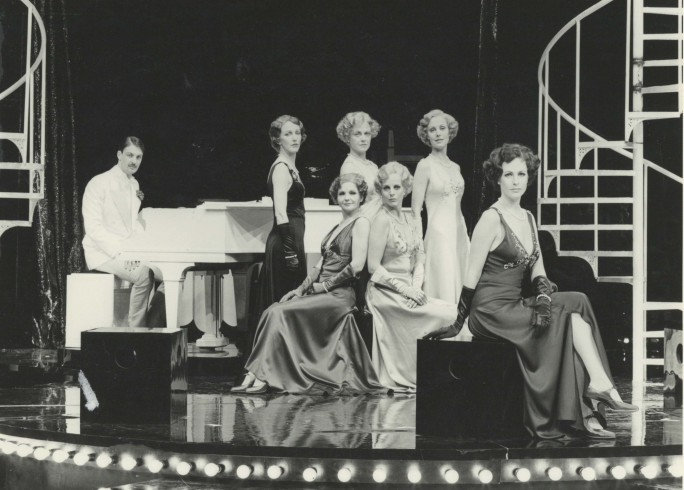 Production photograph - The Mitford Girls - Photographer McLeish Associates - 1981 - Dimensions unknown - A