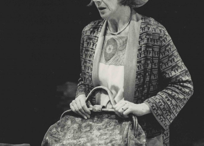 Production photograph - Vita & Virginia Woolf - Eileen Atkins - Photographer Unknown -1992 - WSRO - Dimensions Unknown - D