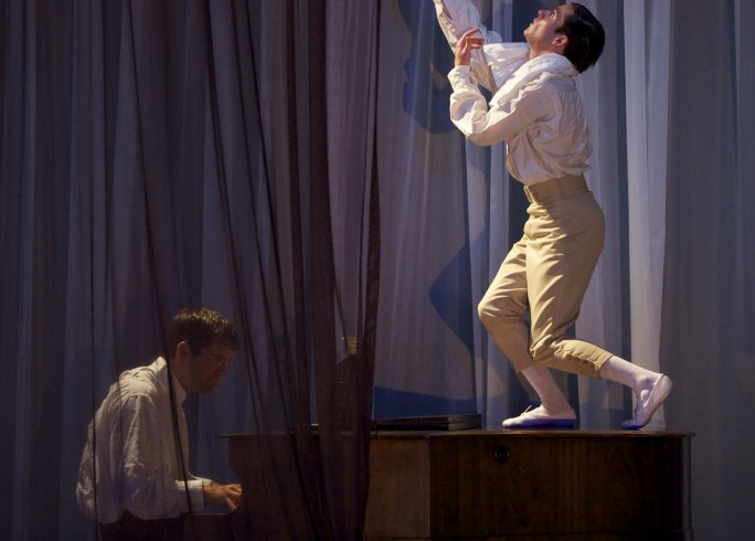 Production photograph - Rattigan's Nijinsky - Joseph Drake - Photographer Manuel Harlan - 2011 - (2)