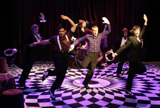 Production photograph - She Loves Me - Photographer Catherine Ashmore - 2011 - (1)