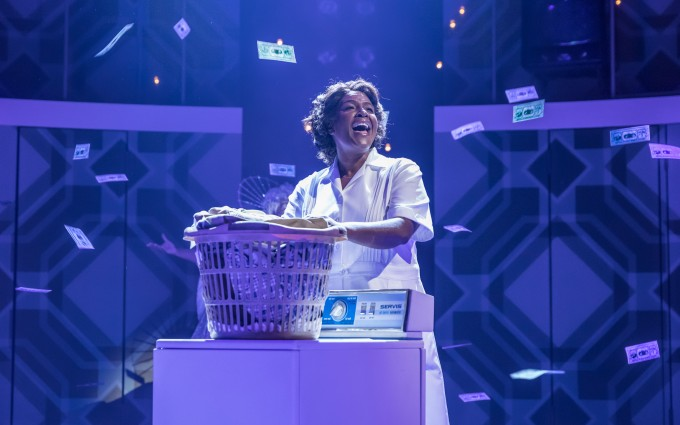 Production photograph - Caroline or Change - Sharon D Clarke - Photographer Marc Brenner - 2017 - 1